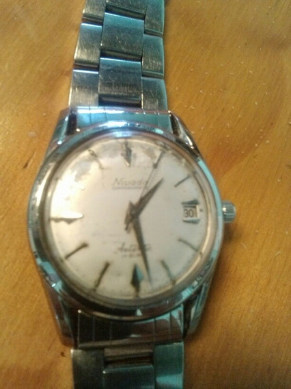 Reloj Nivada Antartic Vintage