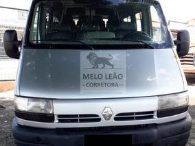 Master Bus Dci - 07/07 - 16 Lugares, Prata, C/ 280.000 Km