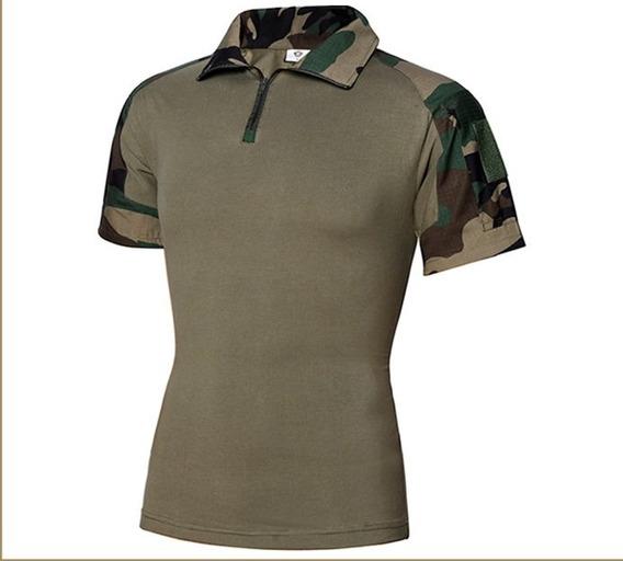 Camisa Tactica Militar Outdoor Oferta