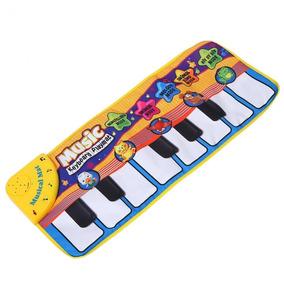 Tapete De Atividades Para Bebes Musical Divertido Piano