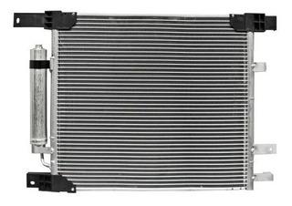 Condensador Nissan Versa 2012 - 2016 March 2012 Al 2018