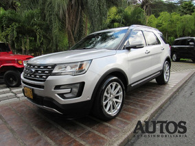 Ford Explorer Limited Cc 3500 Tp 4x4 7 Puestos