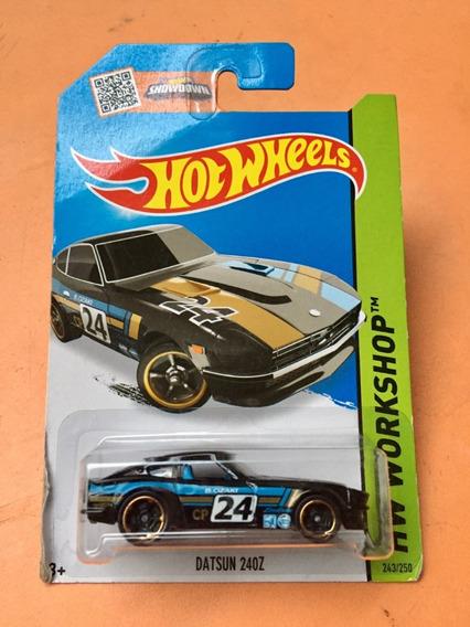 Hot Wheels - Datsun 240 Z - Negro #243 - 03_recs