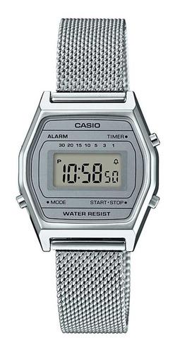 Relógio Casio Feminino Vintage La690wem-7df + Nf La690