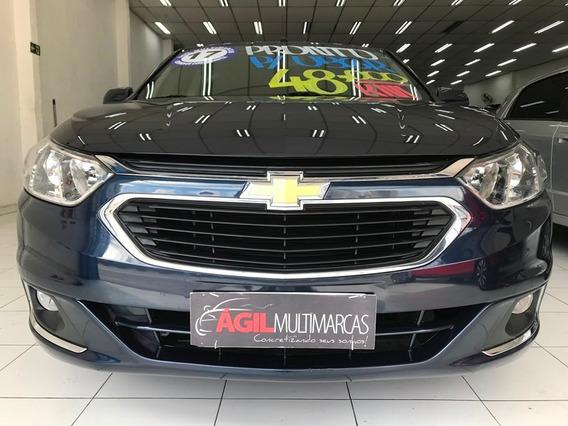 Chevrolet Cobalt Elite 1.8 2017 Completo Único Dono