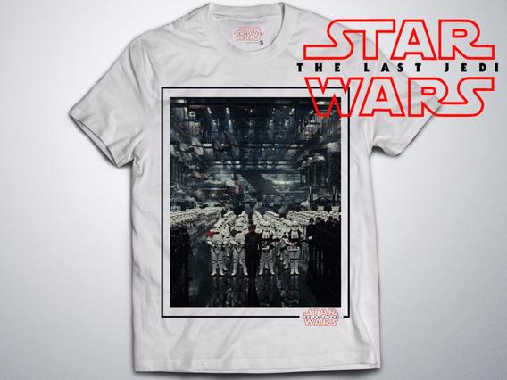 Playera Star Wars The Last Jedi Pelicula