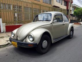 Volkswagen Escarabajo Ganga