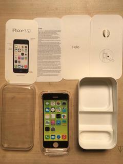 iPhone 5c Caixa Original Verde 8gb Apenas R$35,00