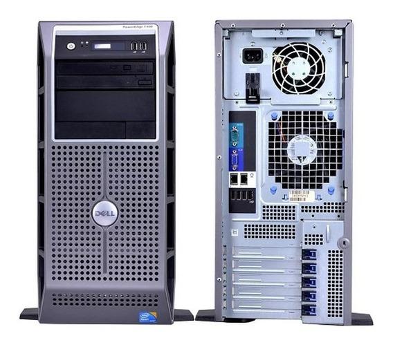 Servidor Dell T300 8gb Fonte 2 Hd 250