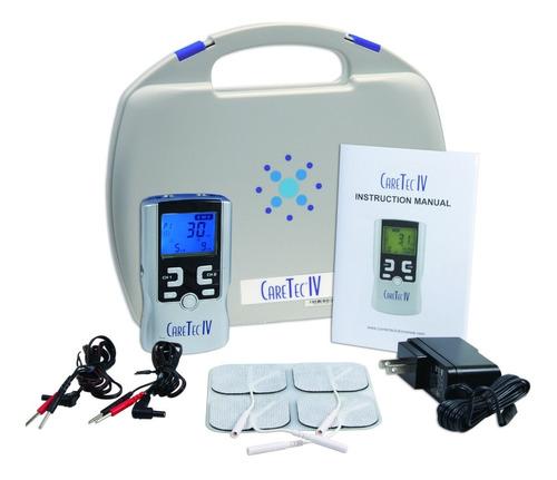 Electroestimulador Caretec Iv (tens/ems/if/rusas)