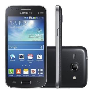 Smartphone Samsung Galaxy Core Plus Duo Preto 4gb - Vitrine