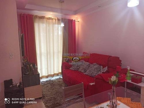 Apartamento Com 2 Dormitórios À Venda, 48 M² Por R$ 230.000,00 - Jardim Vila Formosa - São Paulo/sp - Ap2705