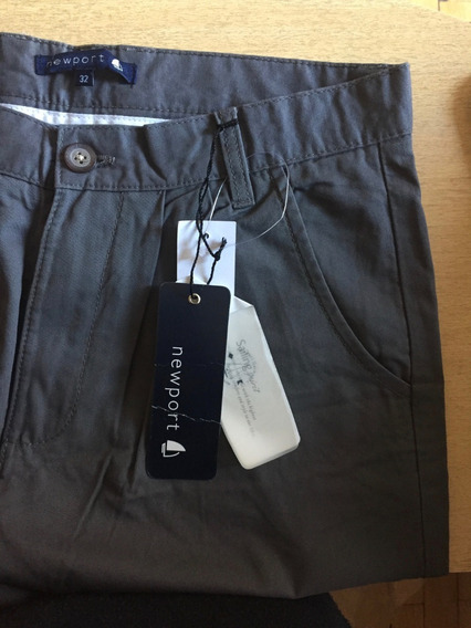 Pantalón Newport Talle 32 Marron