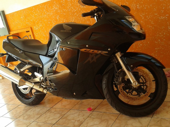Cbr 1100xx Super Black Bird - Linda E Impecável