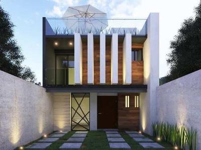 Se Vende Casa Nueva De 3 Recámaras En Colonia Nuevo León, Atrás De Plaza San Diego Y Periférico