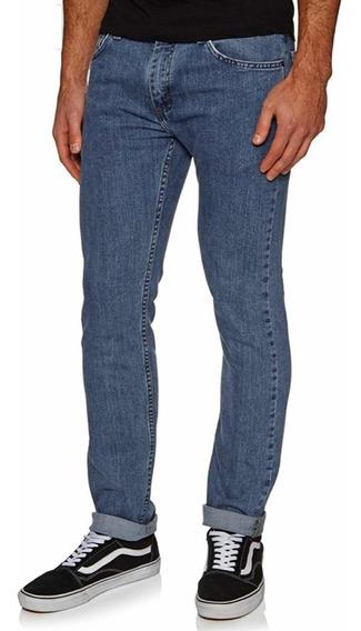Pantalon Vans Slim Para Hombre 100% Original Jeans Mezclilla