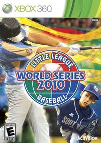 Little League World Series Baseball 2010 - Xbox 360