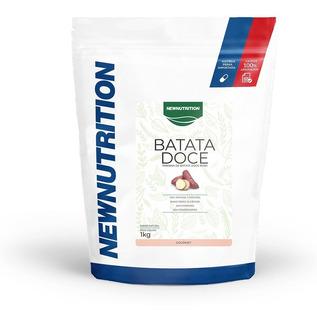 Batata Doce Newnutrition Pó 1kg 100% Pura