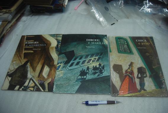 Lote Com 3 Livros - Coleção Histórias Para Contar História