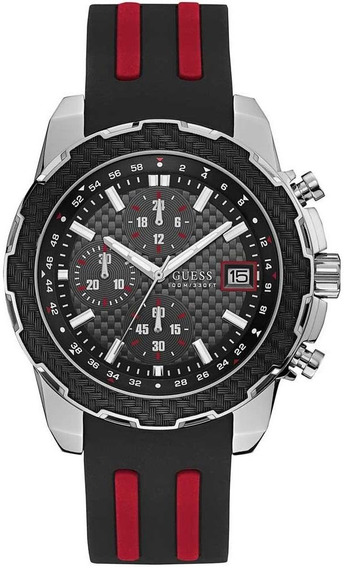 Relógio Guess Masculino Cronógrafo 92677g0gsnu3 /w1047g1