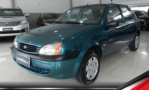 Ford Fiesta Gl Class Zetec 1.0 Completo Pneus Novos Revisado