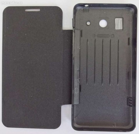 Flip Cover Huawei G510, Negro