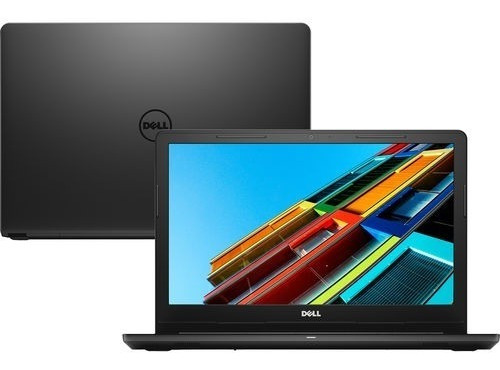 Notebook Dell Inspiron 14 3467 - Core I3