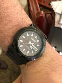 Relógio Masculino Magnum Preto