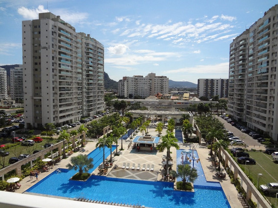 Apartamento Para Venda - Condomínio Estrelas Barra Olímpica