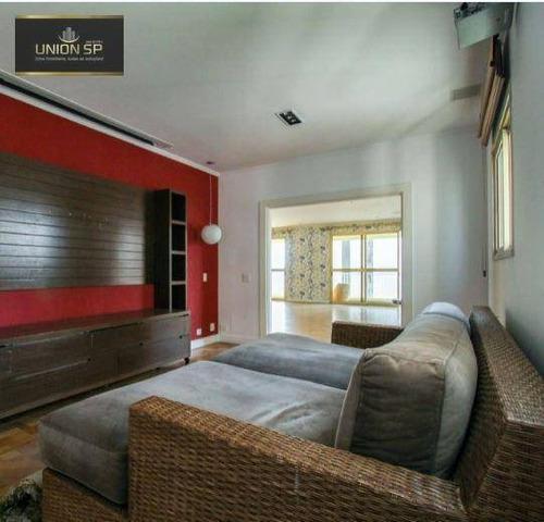 Imagem 1 de 23 de Apartamento Com 4 Dormitórios À Venda, 291 M² Por R$ 5.700.000,00 - Higienópolis - São Paulo/sp - Ap51143