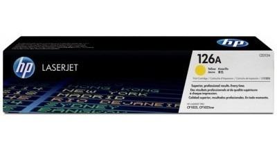 Toner Hp C312a Amarillo Original Laser Impresora Cp1025 M275