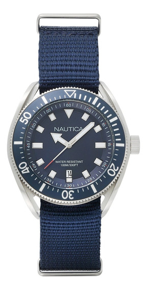 Relógio Nautica Porto Fino Napprf001