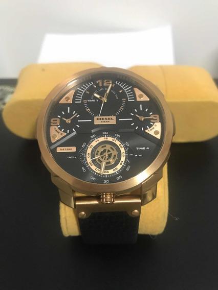 Relógio Masculino Diesel Dz7396 4 Maquinas