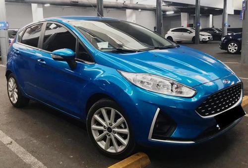 Ford Fiesta Se 1.6n 5 Ptas. Mt / Nafta / 2018