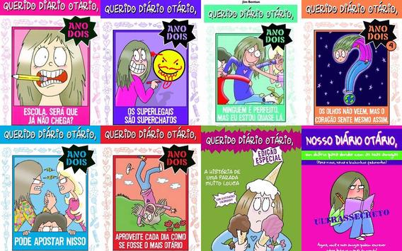 Coleção Querido Diário Otário - Ano 2 - 6 Livros E 2 Livros