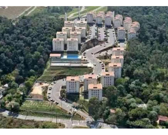 Apartamento Em Jardim Caiapiá, Cotia/sp De 55m² 2 Quartos Para Locação R$ 1.000,00/mes - Ap361028