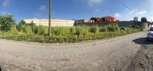 Terreno En Venta Cacalomacan, Toluca, Cerca Colegio Paideia