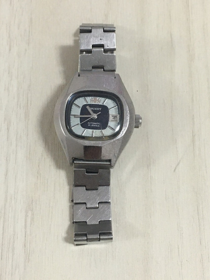 Relógio Orient Feminino Para Conserto Calibre 49741 Co.60