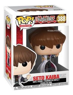 Funko Pop! Yu-gi-oh! Seto Kaiba 388 Funko Scarlet Kids