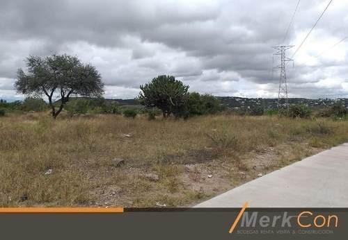 Terreno Venta 10.2 Ha Zona Lib. Norponiente Querétaro, México 2
