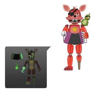 Funko Five Nights At Freddys Pizza Rockstar Foxy Glow