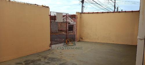 Imagem 1 de 9 de Casa Térrea À Venda Em Araraquara/sp - 1002