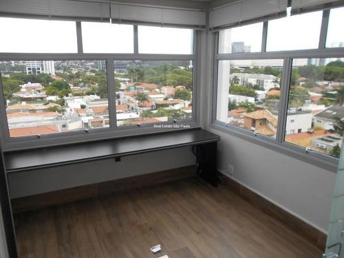 Salas/conjuntos - Jardim Paulistano - Ref: 7230 - L-re8188