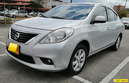 Nissan Versa Advance Automatico 1600
