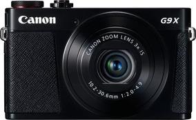 Câmera Q529 Canon G9x Powershot 16gb + Bolsa