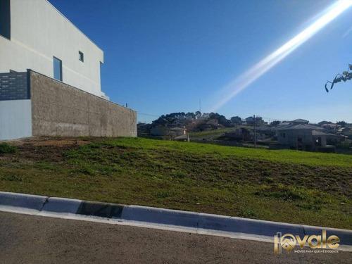 Imagem 1 de 13 de Terreno: Condomínio Fogaça  Em Jacareí. - Te0624