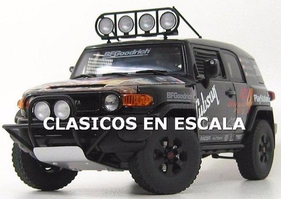 Toyota Baja Fj Cruiser 1971 - Clasica - Autoart 1/18