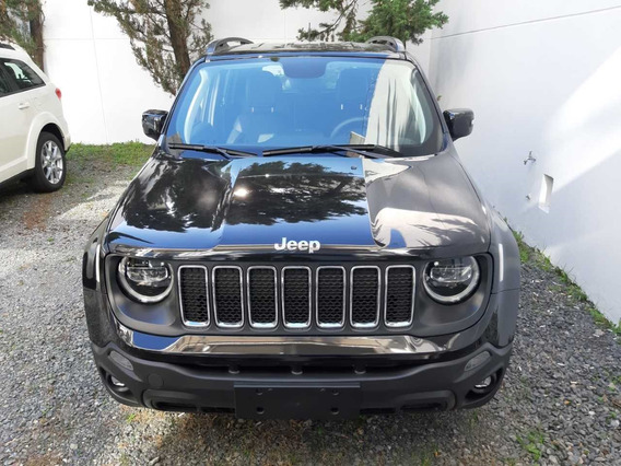 Jeep Renegade Longitude At Entrega Inmediata Contado #13