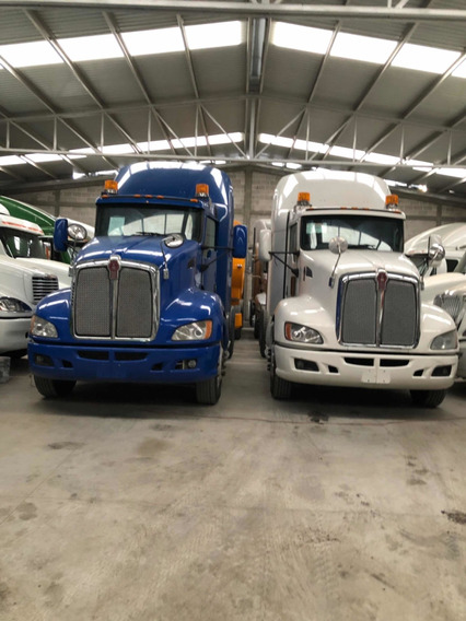 Tractocamion Kenworth T-660 2013 Isx450/18/46 Paso 4.78 #15