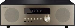 Parlante Insignia 80w All-in-one Stereo Shelf Audio Sistema